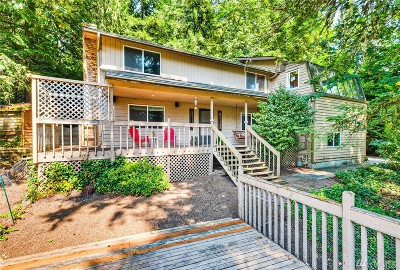 Issaquah Single Family Home For Sale: 25210 SE 159 St