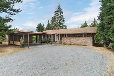 Everett Single Family Home For Sale: 8813 Valhalla Dr