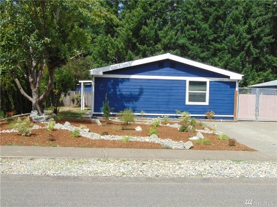 Lacey Single Family Home For Sale: 6524 5th Wy SE
