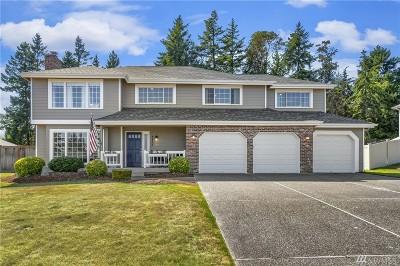 Bremerton Single Family Home Contingent: 5425 NW Eldorado Blvd