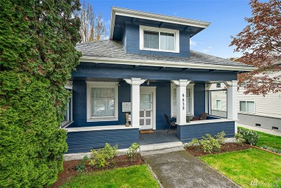 Seattle Multi Family Home For Sale: 6635 Carleton Ave S
