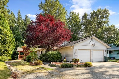 Whatcom County Single Family Home Pending: 1524 Hel Lyn Place