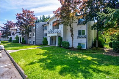 Lynnwood Condo/Townhouse For Sale: 15415 35th Ave W #B105