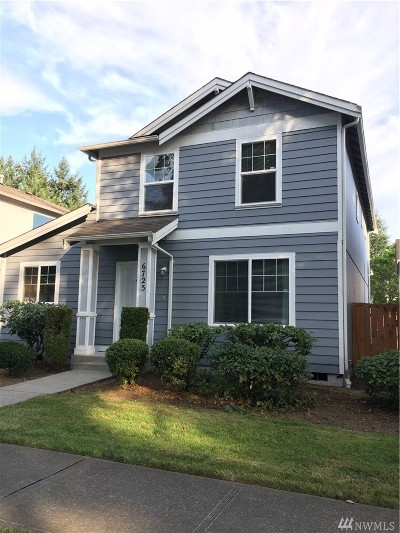 Lacey Single Family Home For Sale: 6725 Compton Blvd SE
