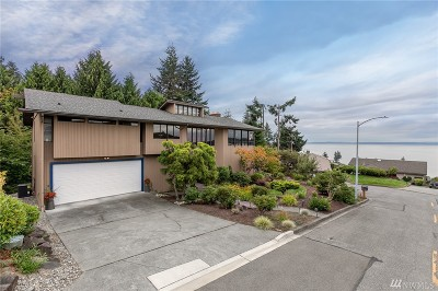 Mukilteo Single Family Home For Sale: 9415 61st Ave W
