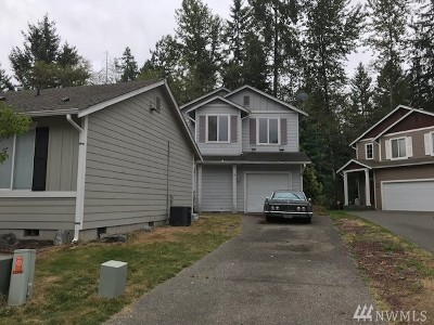 Puyallup Single Family Home For Sale: 12718 159th St E