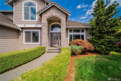Puyallup Single Family Home For Sale: 4029 Crystal Ridge Dr SE