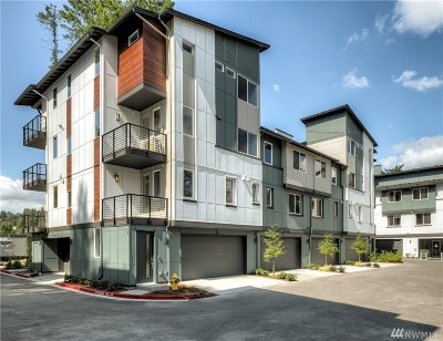 Sammamish Condo/Townhouse For Sale: 23119 NE 8th St #B106