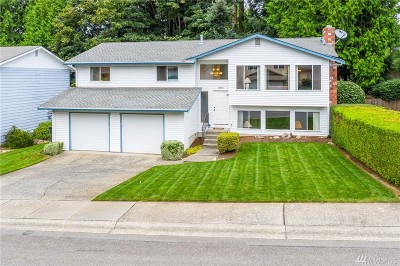 Redmond Single Family Home For Sale: 16420 NE 107th Place