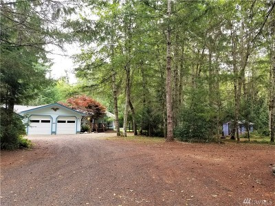 Shelton Single Family Home For Sale: 2741 E Harstine Island Rd S