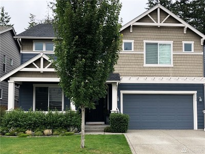 Port Orchard Single Family Home For Sale: 4202 Novak Dr SW
