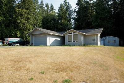 Stanwood Single Family Home For Sale: 8210 S Lake Ketchum Rd