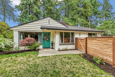 Shoreline Single Family Home For Sale: 16714 Fremont Ave N