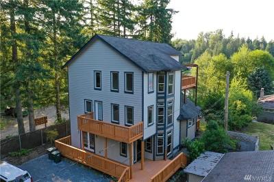 Pierce County Single Family Home For Sale: 32621 Whitman Lake Dr E