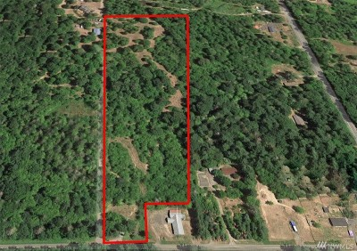 Shelton Residential Lots & Land For Sale: 1611 E Agate Loop Rd