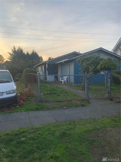 Tacoma WA Single Family Home For Sale: $220,000