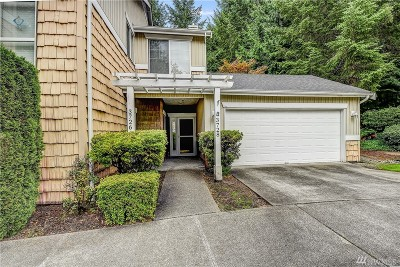 Sammamish Condo/Townhouse For Sale: 3728 257th Ave SE