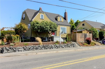Tacoma Single Family Home For Sale: 619 N Proctor St