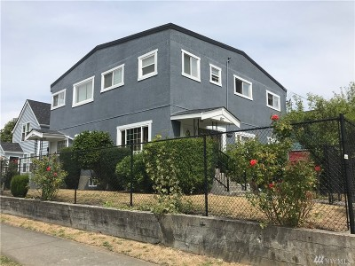 Tacoma Multi Family Home For Sale: 817 S 11th St