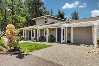 Issaquah Condo/Townhouse For Sale: 22452 SE 38th Terr