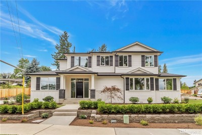 Bothell Single Family Home Contingent: 23622 15th Ave SE