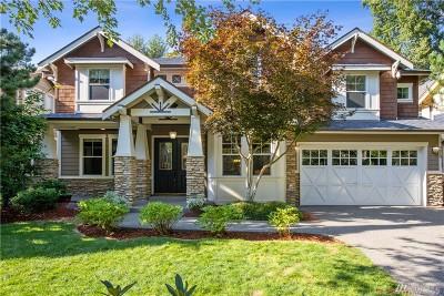 Renton Single Family Home For Sale: 5610 NE 1st Place