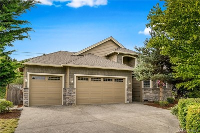 Single Family Home For Sale: 3321 209th Place SW