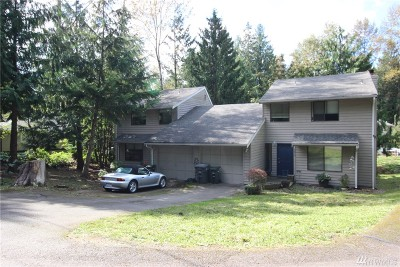 Bonney Lake Multi Family Home For Sale: 5614 To 5616 183rd Ave E