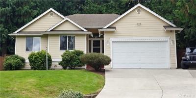 Lake Stevens Single Family Home For Sale: 9524 24th Place NE