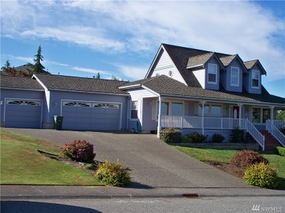 Bellingham Single Family Home For Sale: 1704 Consolidation Ave
