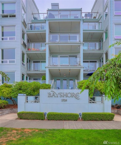 Seattle Condo/Townhouse For Sale: 1526 Alki Ave SW #301
