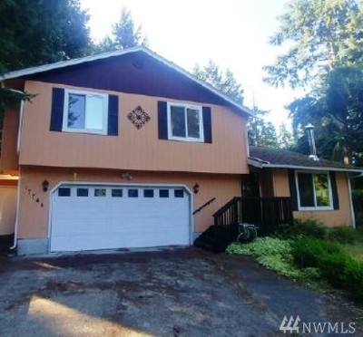 Yelm Single Family Home For Sale: 17744 E Clear Lake Blvd