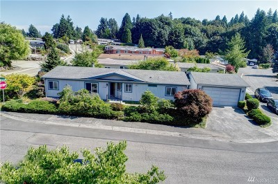Bothell Single Family Home Contingent: 17138 117th Ct NE