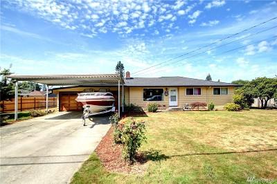 Burlington Single Family Home For Sale: 505 S Gardner Rd