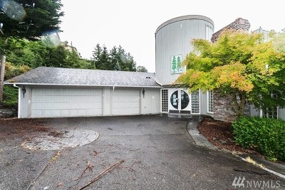 Burien Single Family Home For Sale: 2824 SW 171st St