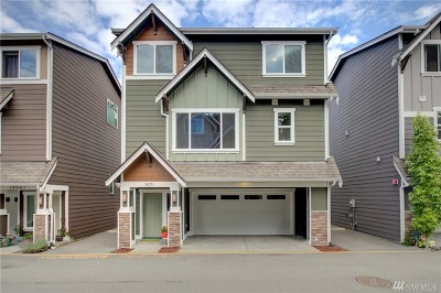 Lynnwood Condo/Townhouse For Sale: 14011 9th Place W