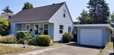 Lynden Single Family Home For Sale: 1505 Grover St