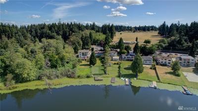 Edmonds Single Family Home For Sale: 7007 Lake Ballinger Wy