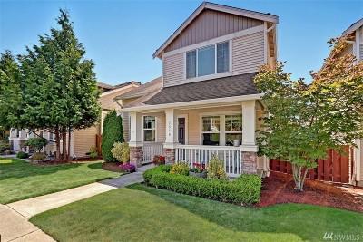 Lake Stevens Condo/Townhouse For Sale: 2516 87th Ave NE