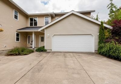 Skagit County Condo/Townhouse For Sale: 3301 Park Lane #D