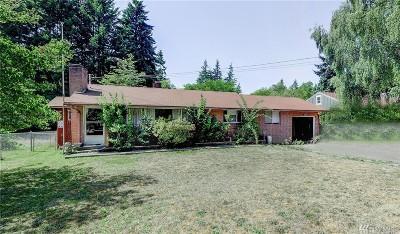 Everett Single Family Home For Sale: 7208 Lower Ridge Rd