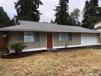 Federal Way Single Family Home For Sale: 33524 35th Ave SW