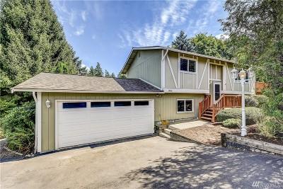 Shoreline Single Family Home For Sale: 18624 20th Place NE