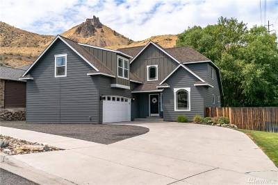 Wenatchee Single Family Home Contingent: 1940 Grandview Lp