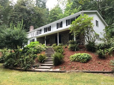 Renton Single Family Home For Sale: 18127 W Spring Lake Drive SE