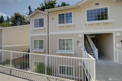Renton Condo/Townhouse For Sale: 805 Harrington Place SE #3143
