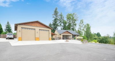 Lewis County Single Family Home For Sale: 122 Heights Lane