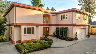 Kirkland Single Family Home For Sale: 1409 4th St