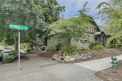 Seattle Single Family Home For Sale: 700 26th Ave