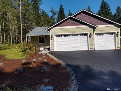 Gig Harbor Single Family Home For Sale: 13215 110th Ave NW